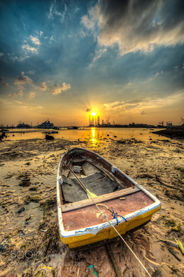 Photograph dry dock by Edward Tian on 500px