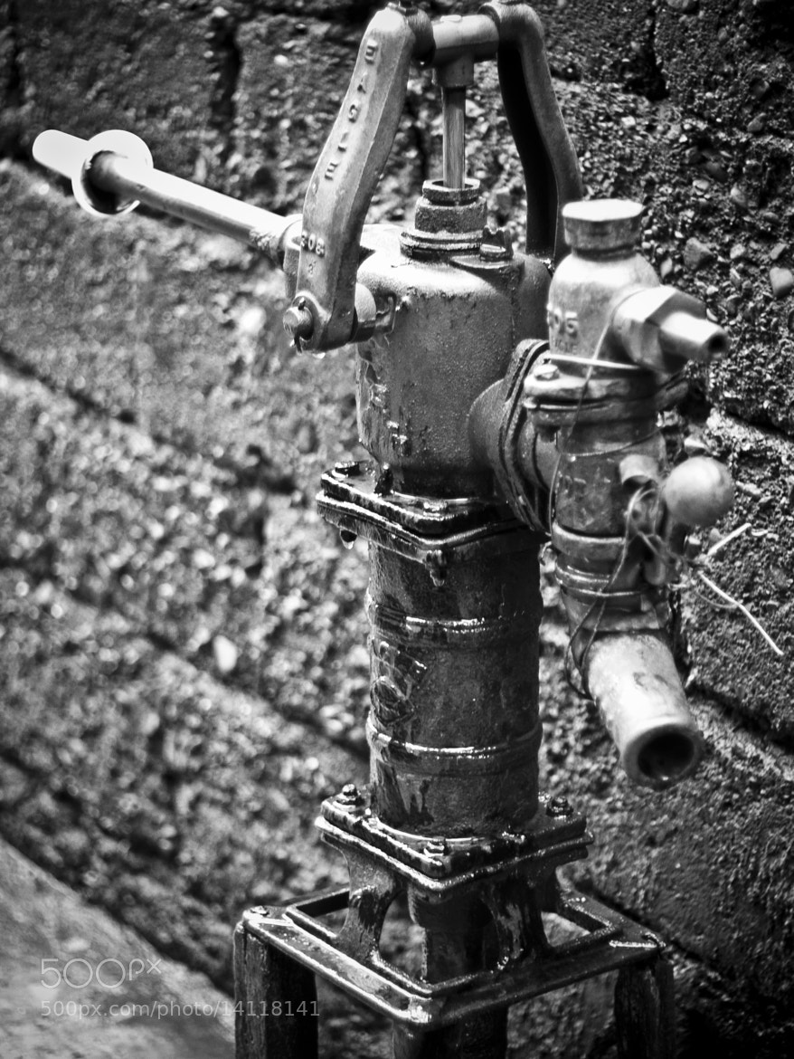 "Photograph Poso ""Water Pump"" by Allan Borebor on 500px"