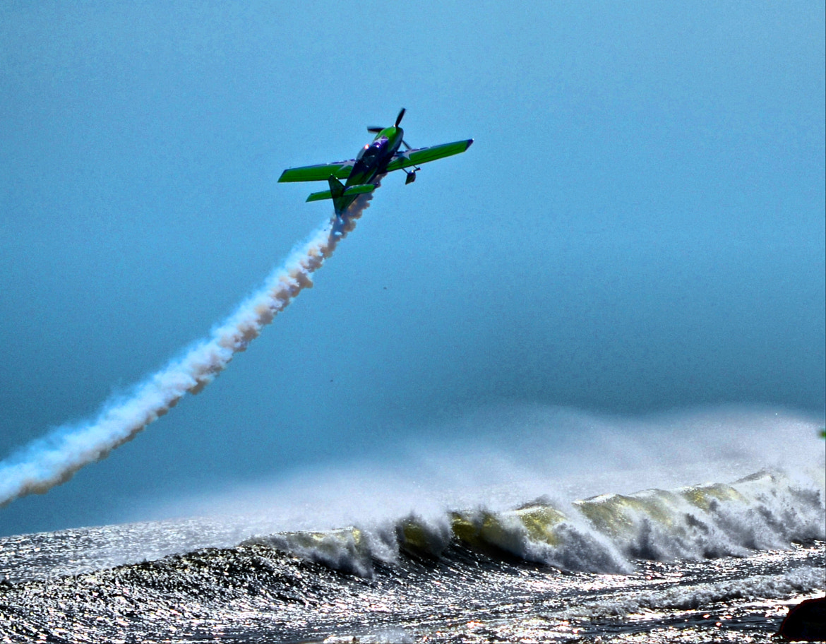 Photograph Aerobat 3 by Xhristofer Le'Ur on 500px