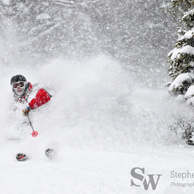 Rock Springs Powder by Stephen Williams (stephenwilli)) on 500px.com