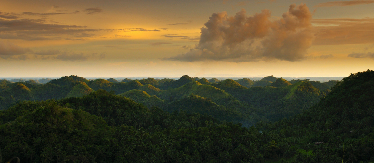 """Photograph The """"Green Hills"""" by Dacel Andes on 500px"""