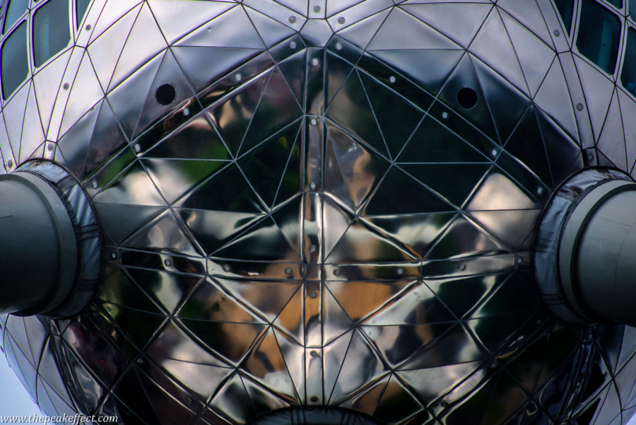 Atomium by Donato Scarano on 500px.com