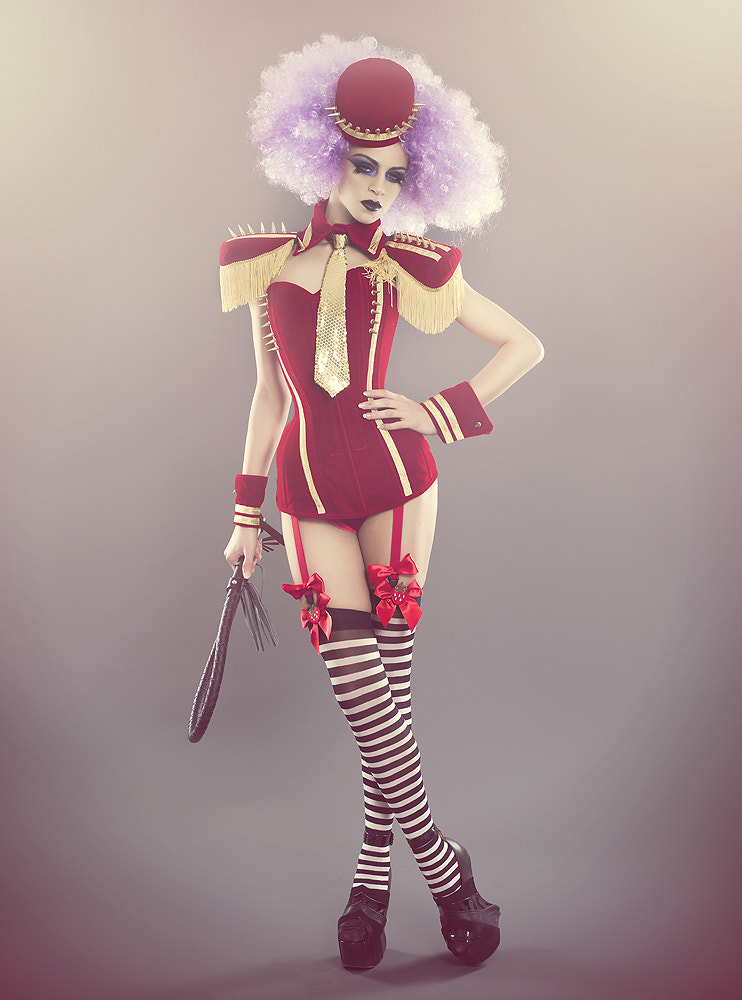 Photograph Circus by Rebeca  Saray on 500px