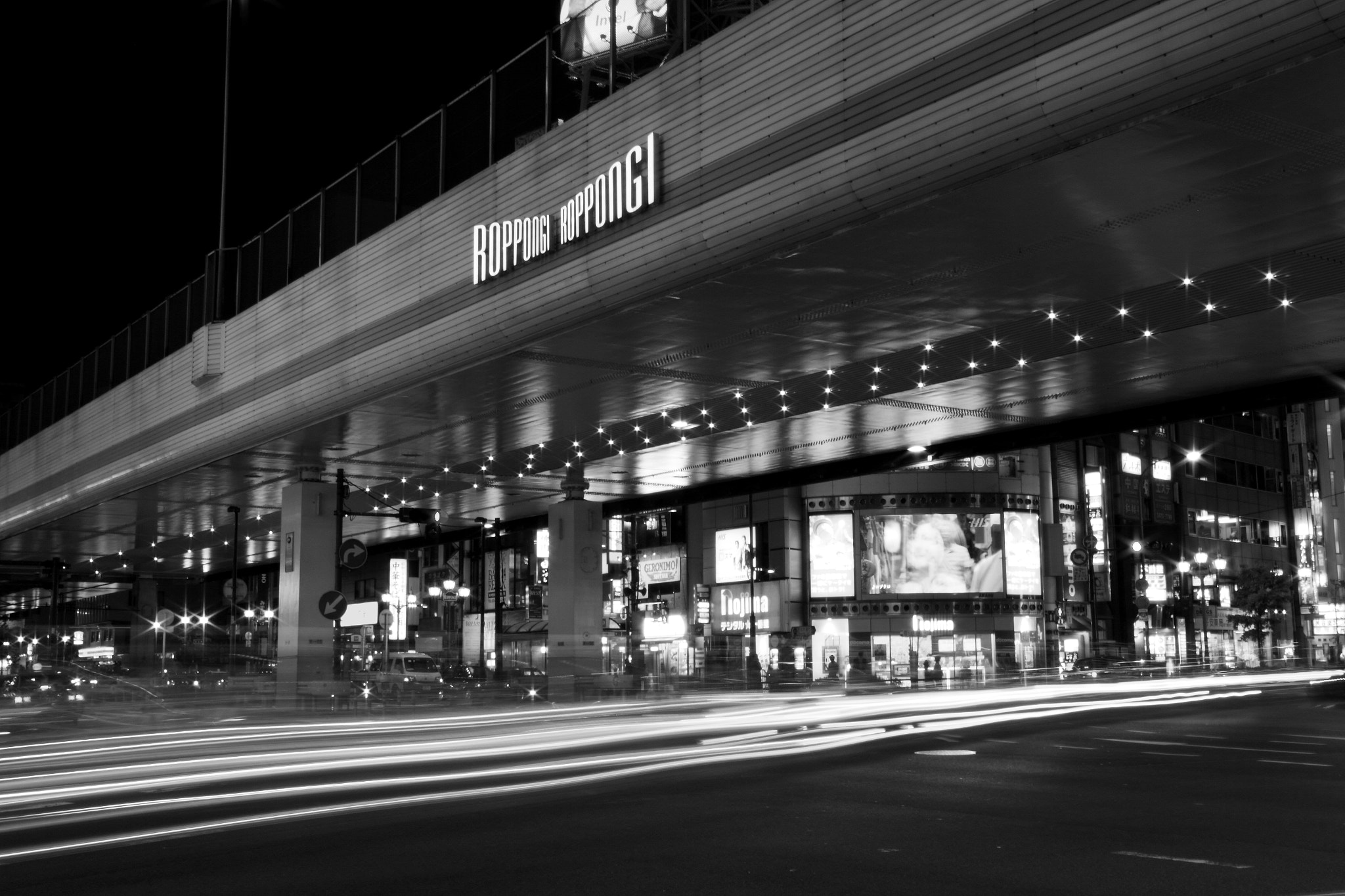 Photograph Roppongi Street by Ka Ngsm on 500px