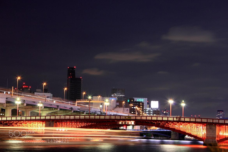 Photograph Asakusa Bridge (Tokyo) by Ka Ngsm on 500px