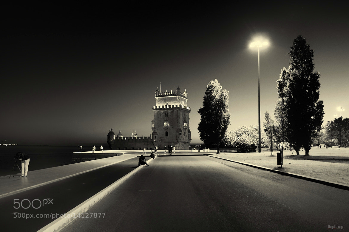 Photograph Torre de Belém by Hegel Jorge on 500px