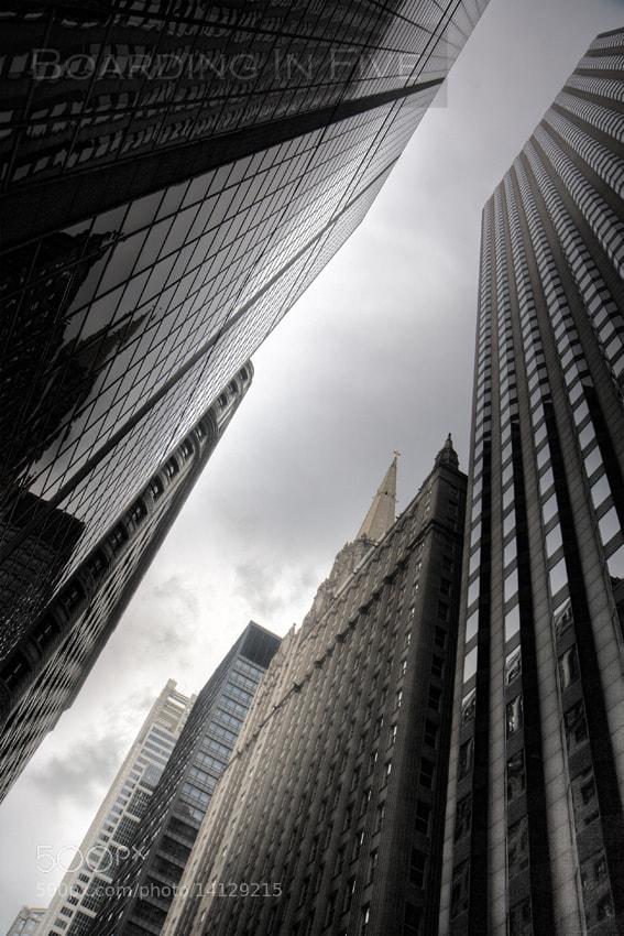 Photograph City #1 by John  Drennan on 500px