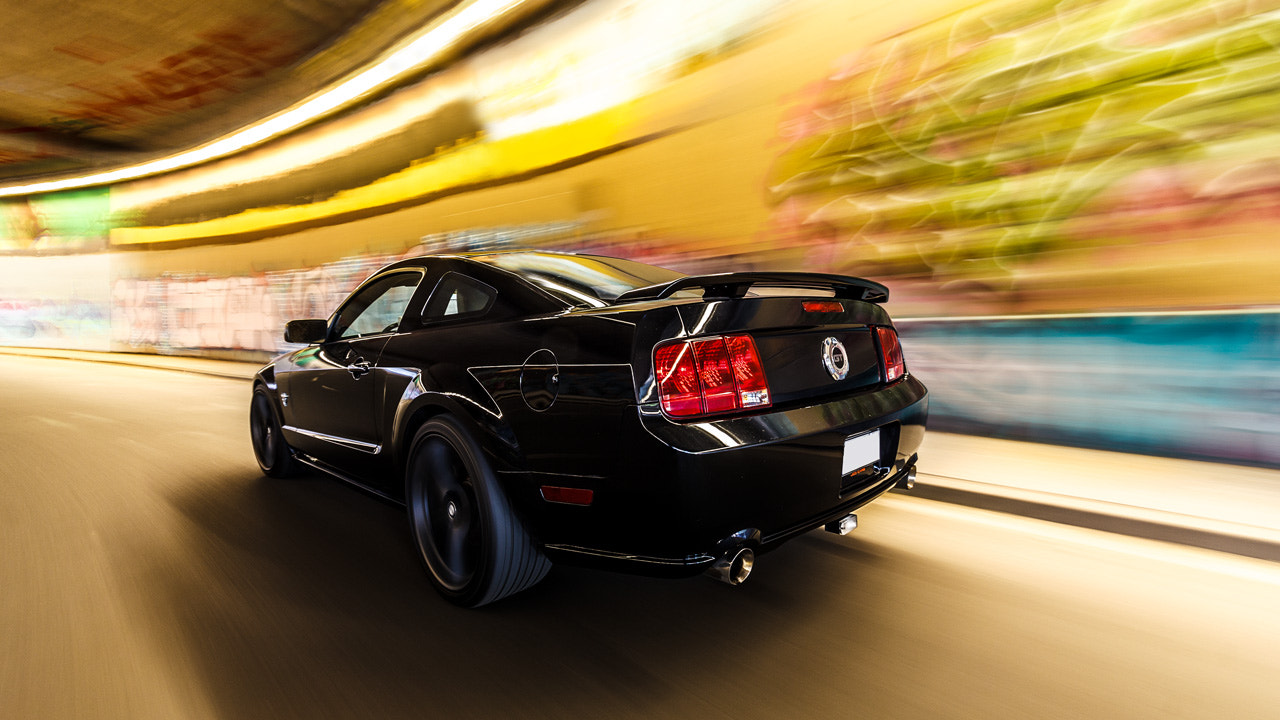 Photograph Ford Mustang GT - Rigshot by Robin Glück on 500px