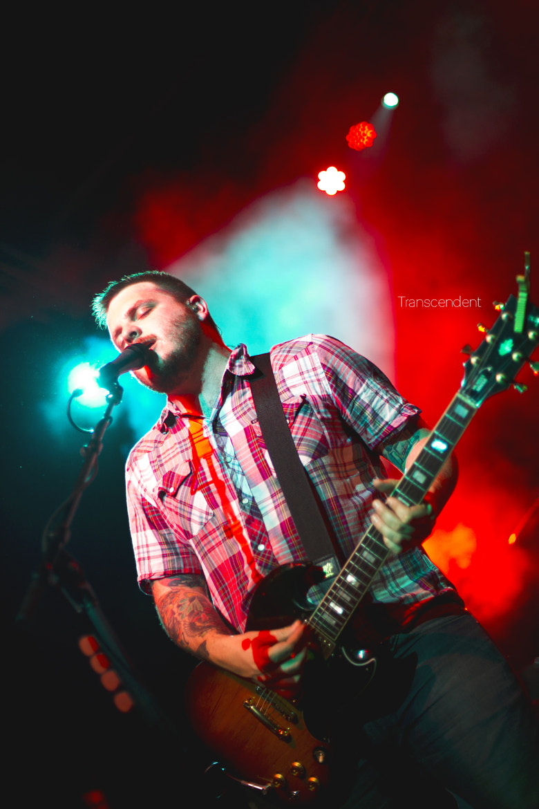 Photograph Dustin Kensrue  by Transcendent Productions on 500px
