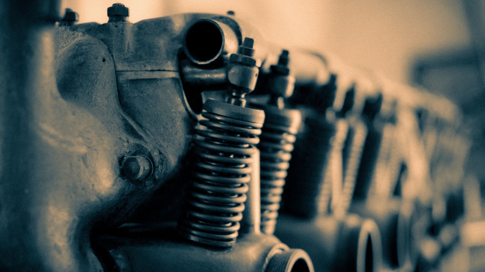Photograph Old Engines are sexier by Stefan Steinbauer on 500px