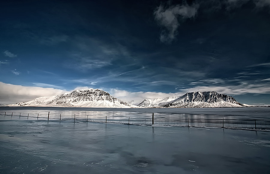 Photograph  Frozen Division by Þorsteinn H Ingibergsson on 500px