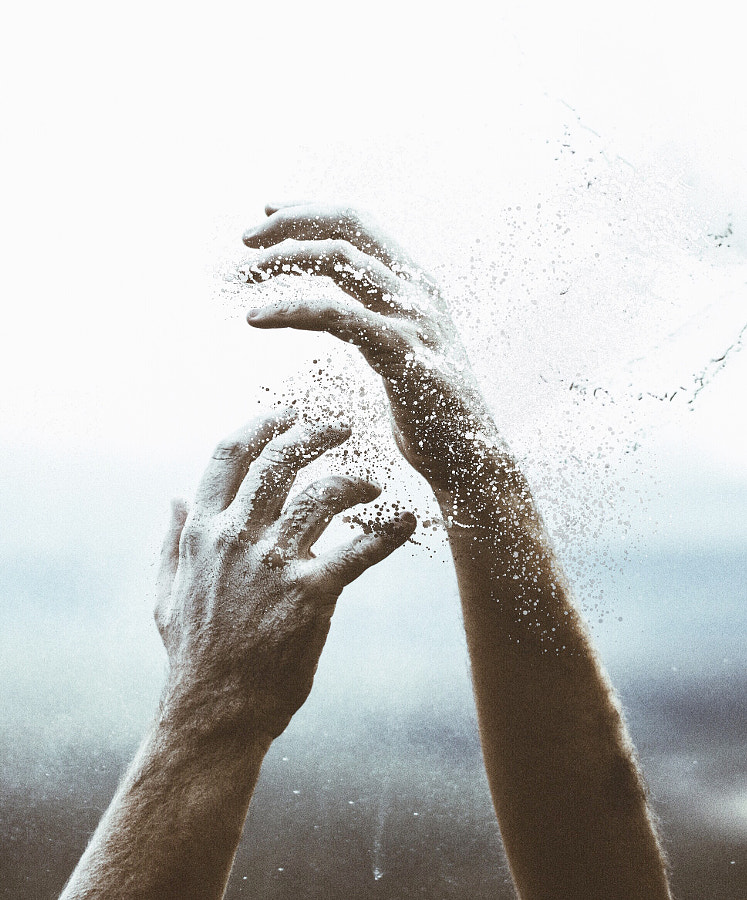 Disintegrate by Denise Kwong on 500px.com