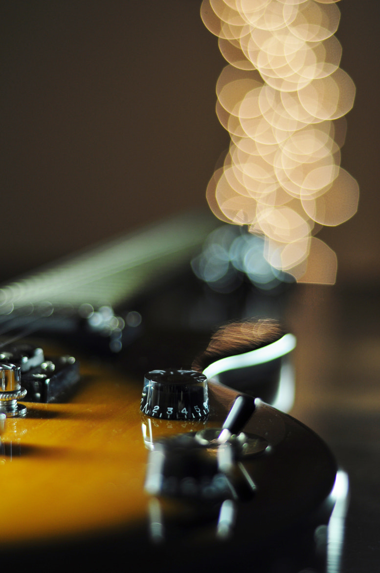 Photograph For The Love Of Guitars  by Allison Davis on 500px