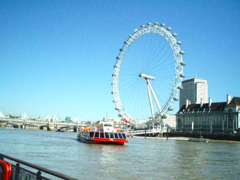 Photograph London eye by Roberto Avallone on 500px