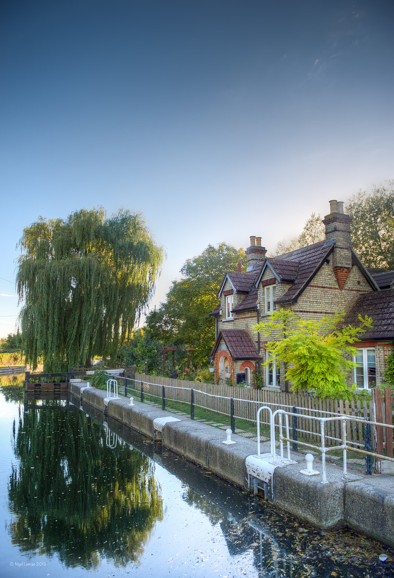 Photograph Lock Keepers Cottage by Nigel Lomas on 500px
