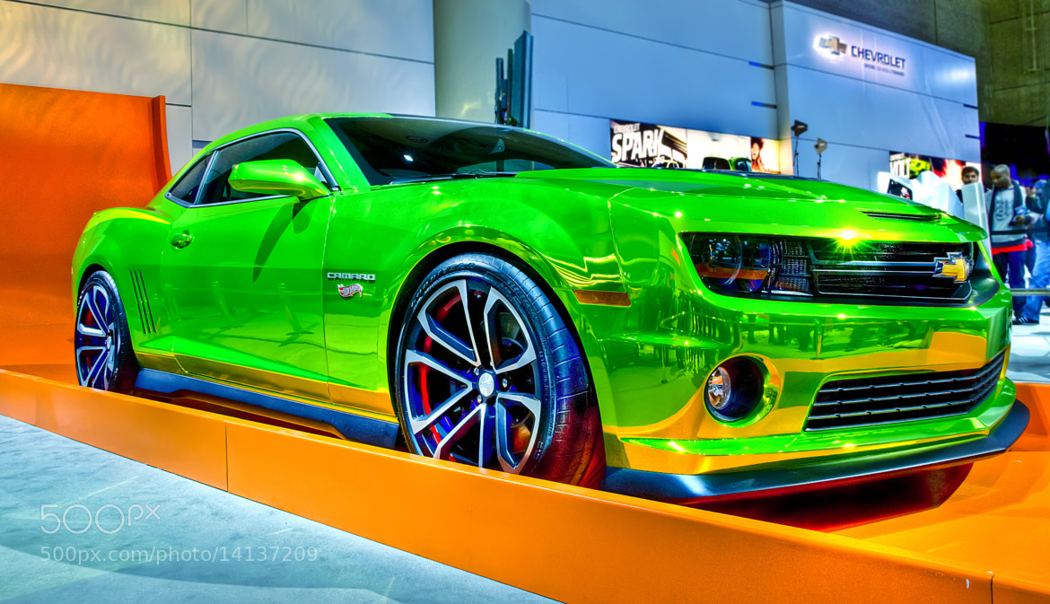 Photograph Auto Show 2012 by Justin O'Heir on 500px