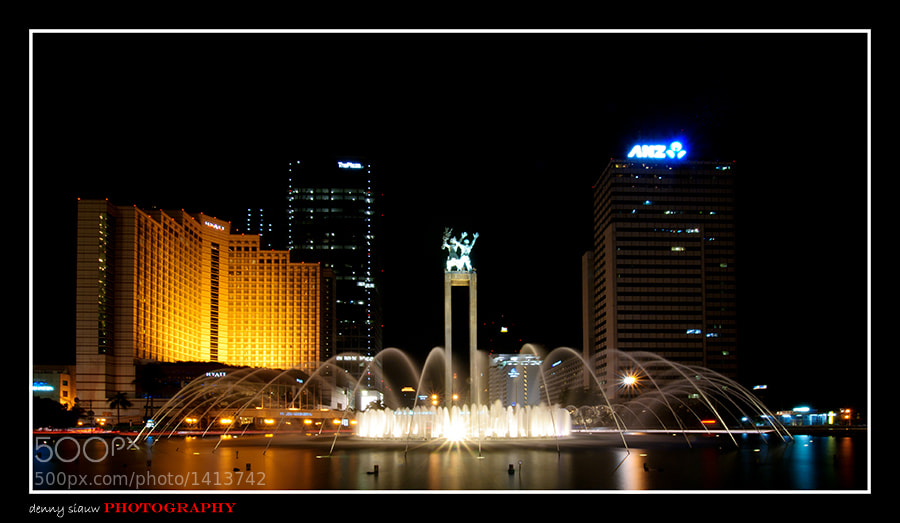 Photograph Jakarta City Light I by Denny Siauw on 500px