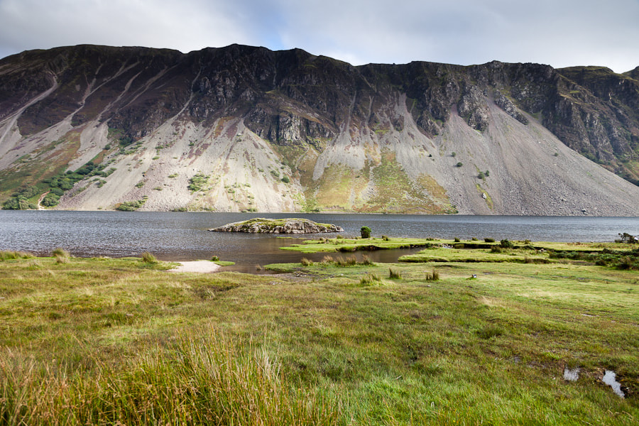 Photograph Wastwater Screes by James Bell on 500px