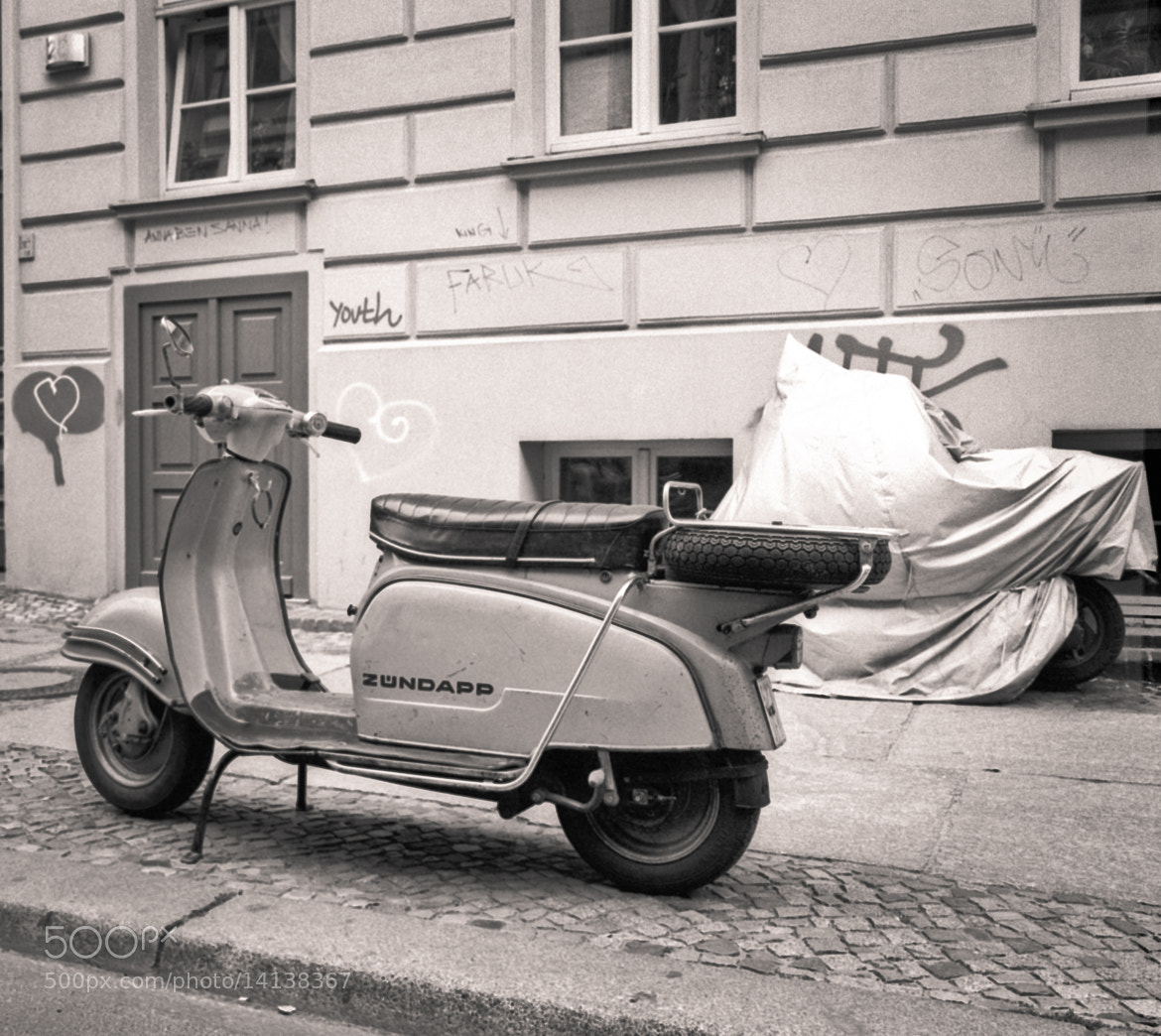 Photograph Berlin- Mitte, Germany by Ron Greer on 500px