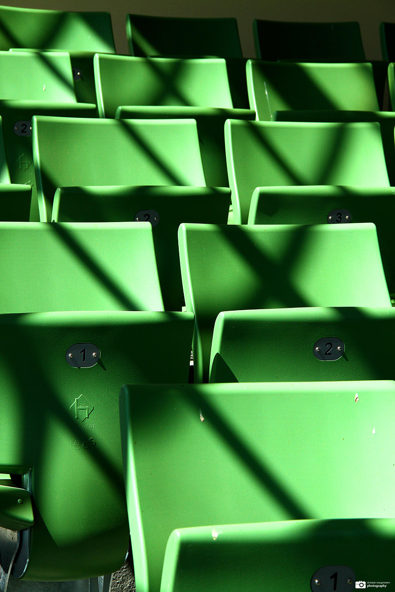 Photograph Seats by Christian Morgenstern on 500px
