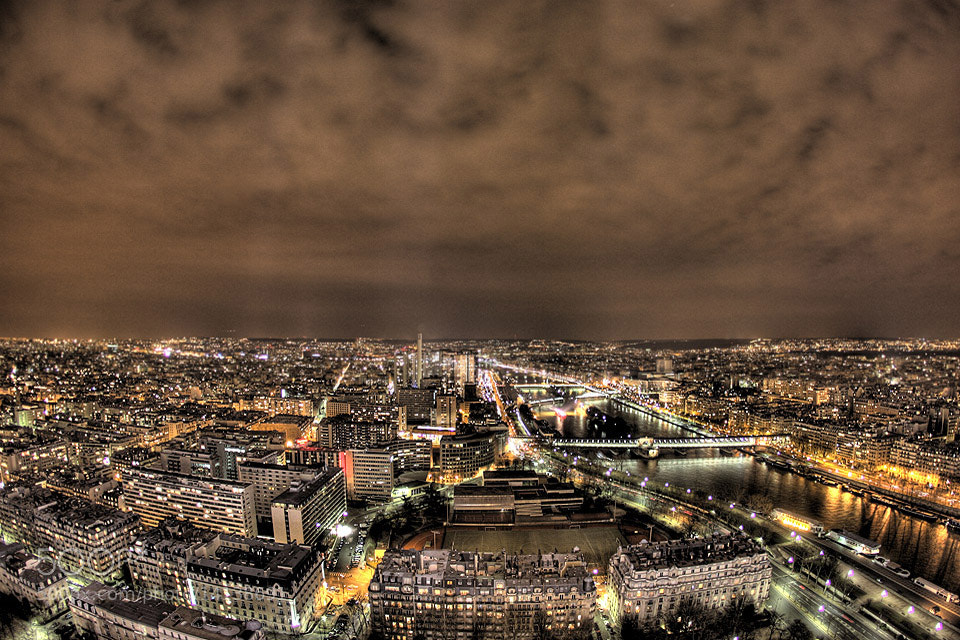 Photograph View of Paris by Dylan Marriott on 500px