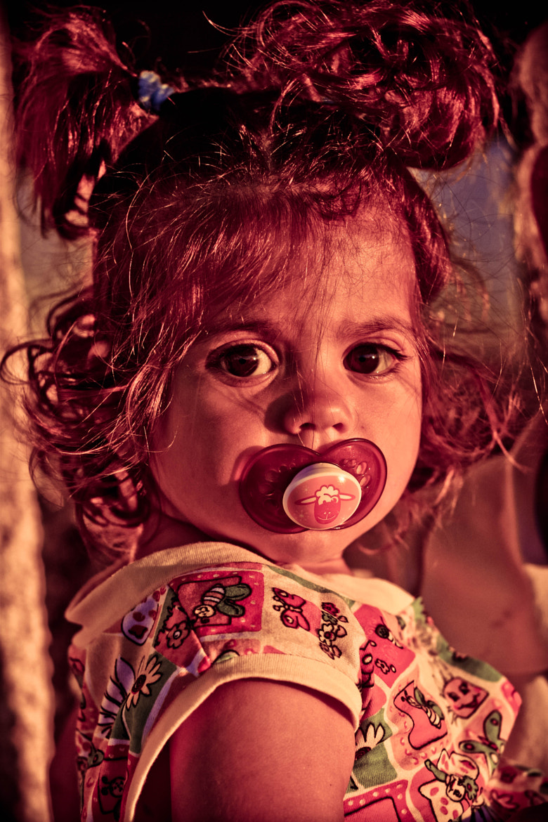 Photograph Baby Face by Shay Bar on 500px