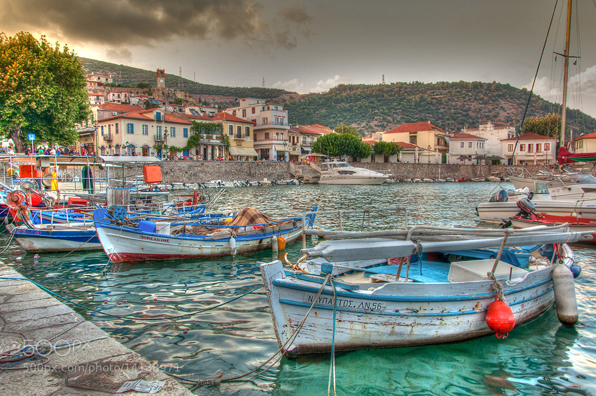 Photograph Nafpaktos by Andreas Georgopoulos on 500px