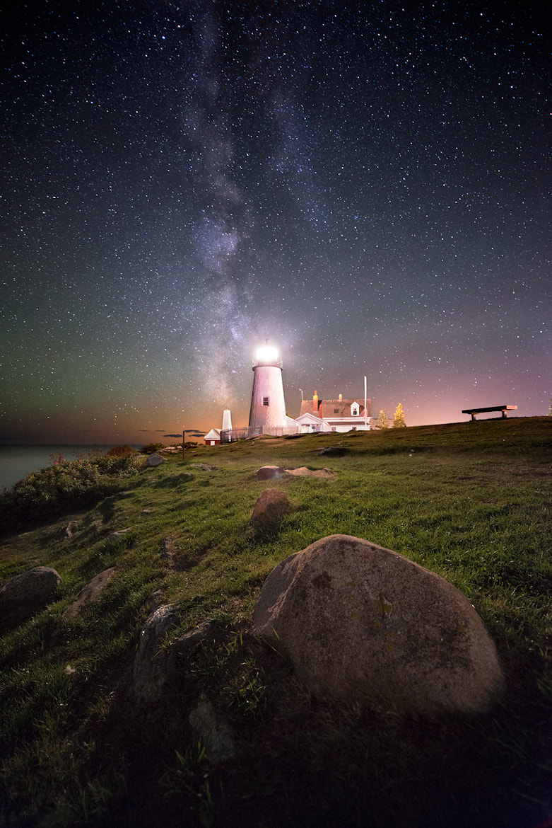 Photograph Pemaquid Point Light by Moe Chen on 500px