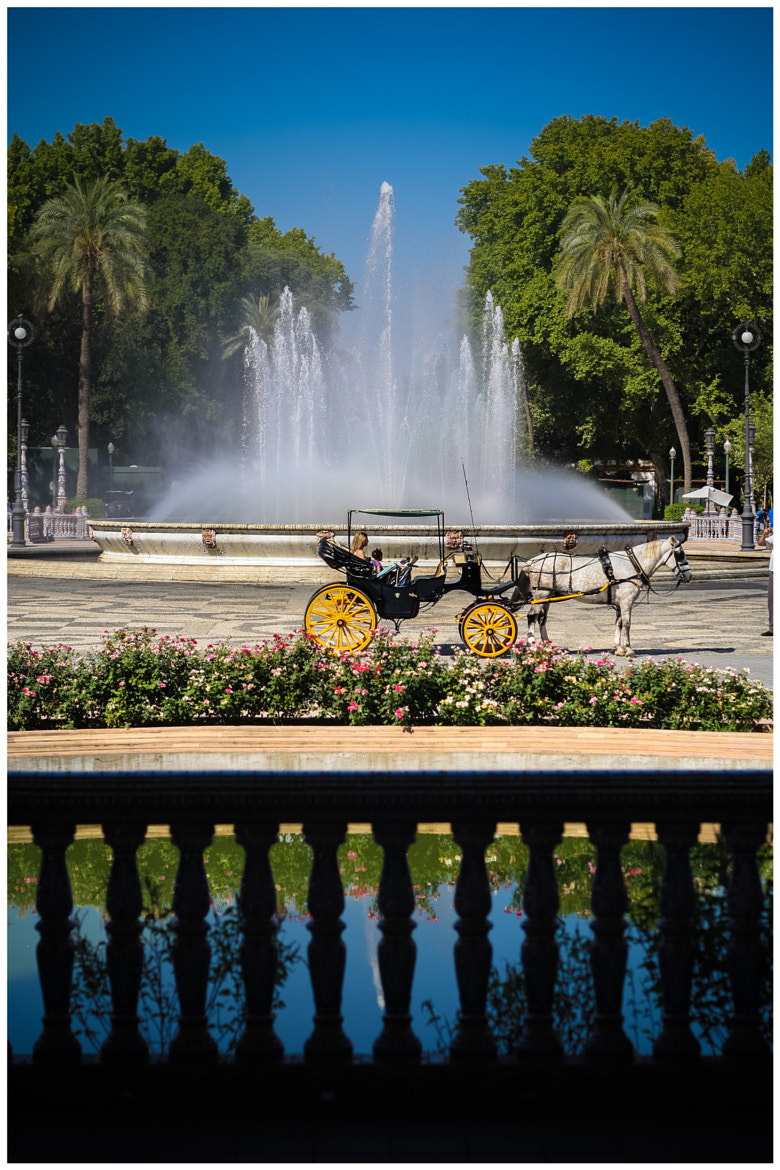Photograph Plaza España by Sol Carrizo on 500px