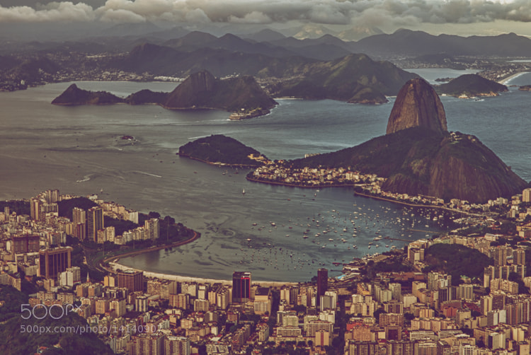 Photograph Vintage Rio by Christopher Stampar on 500px