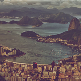 Vintage Rio by Christopher Stampar (cstampar)) on 500px.com