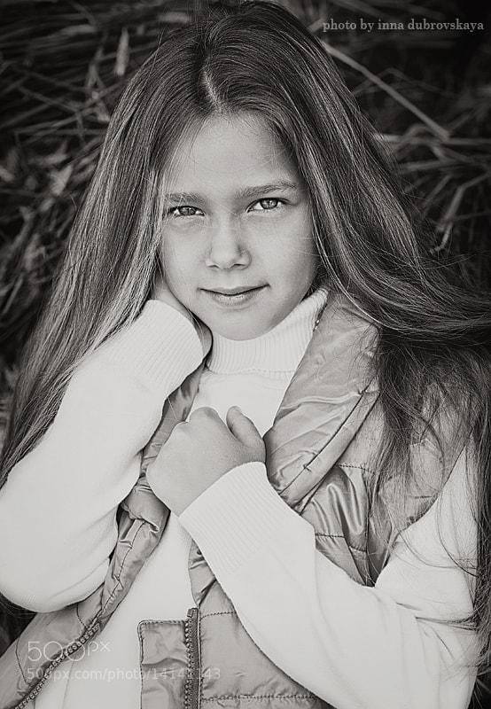 Photograph Masha by Inna  Dubrovskaya on 500px