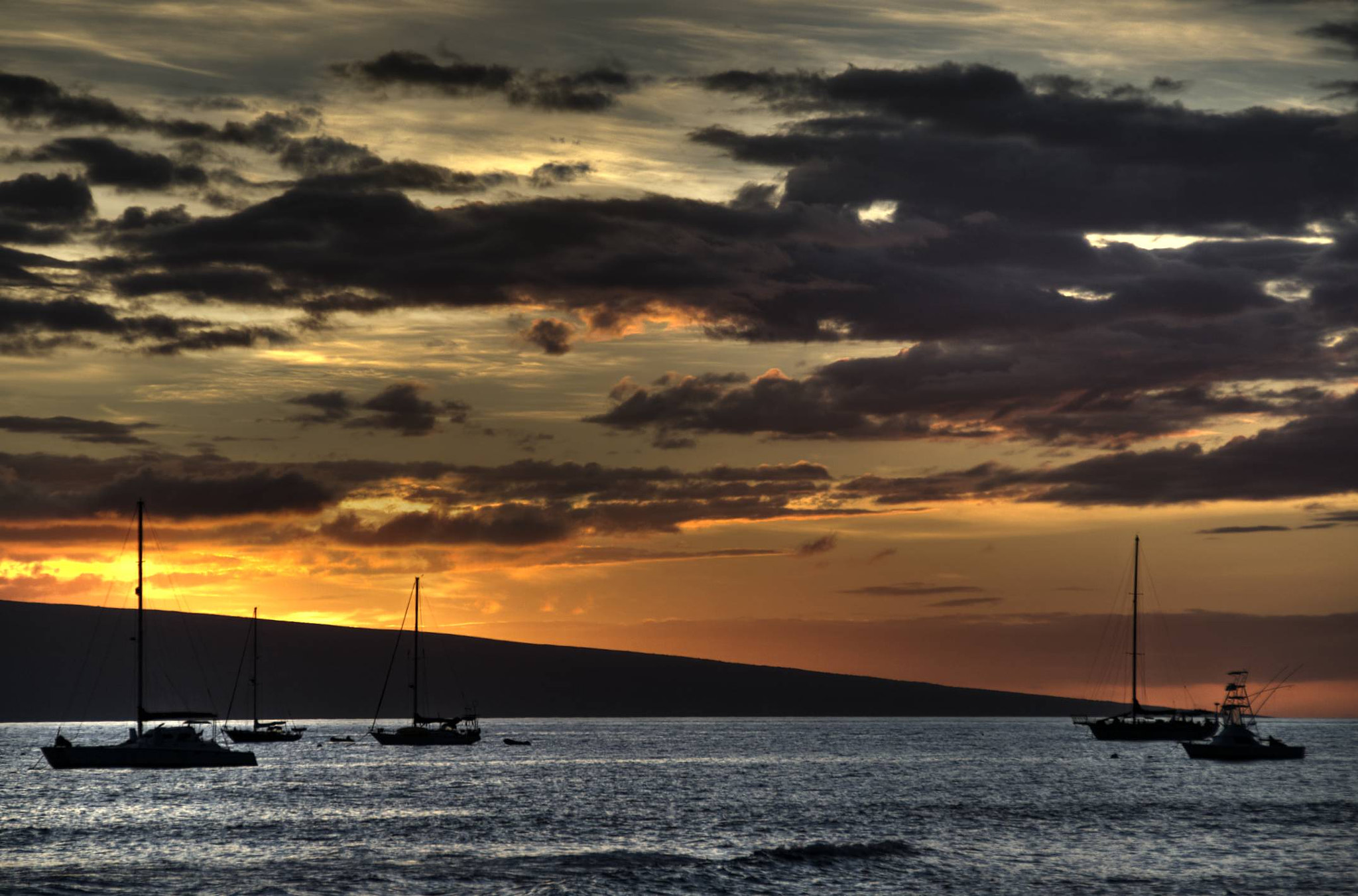 Photograph Sunset on Lanai by Yan Pujante on 500px