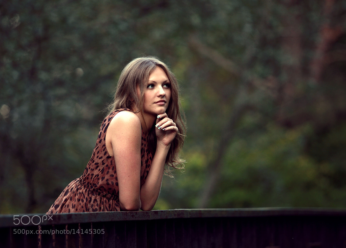Photograph Елена by Павел Старцев on 500px