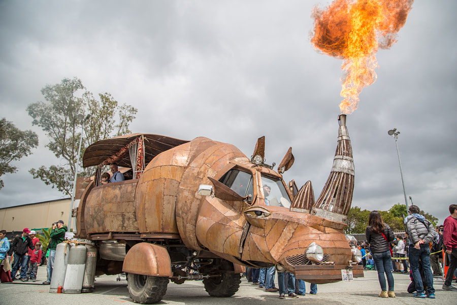 Maker Faire Bay Area 2015