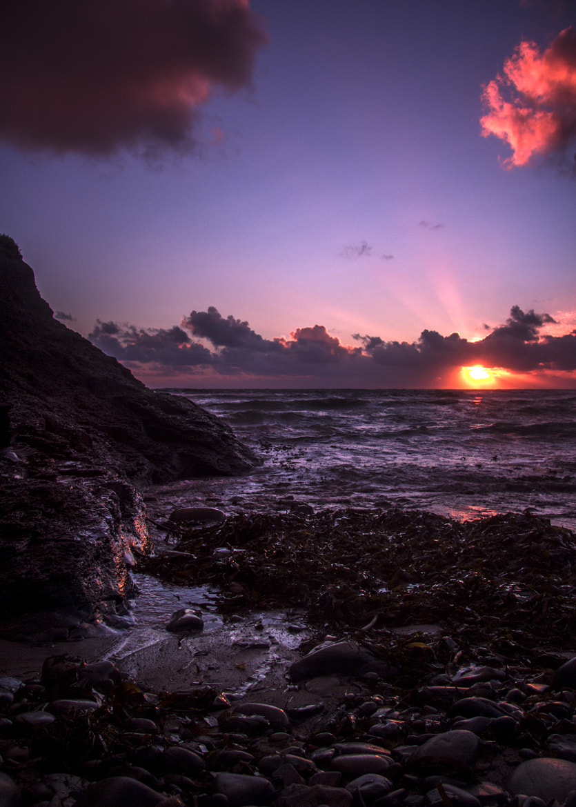 Photograph Co. Clare Sunset by Joe Conroy on 500px