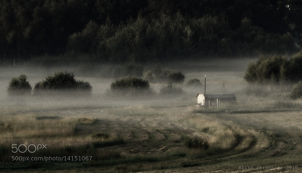 Photograph different morning, different sense. by Alise Skrastiņa on 500px