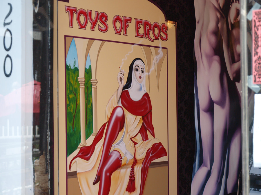 Toys of Eros by John Poltrack on 500px.com