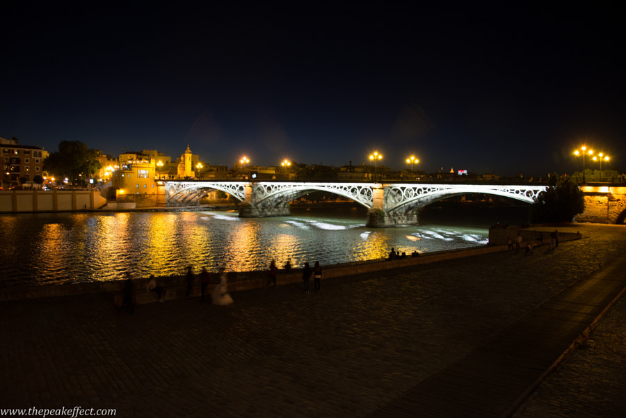 Triana Bridge by Donato Scarano on 500px.com