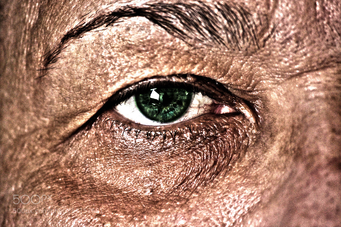 Photograph Eyes of Experience by Carlos Estrada on 500px