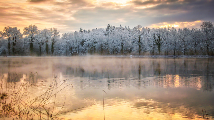 Winter Mood | Winterstimmung by Franz Engels on 500px.com