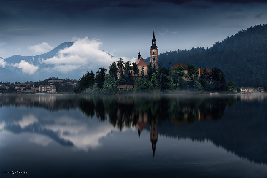 Bled by Lola Gutiérrez on 500px.com