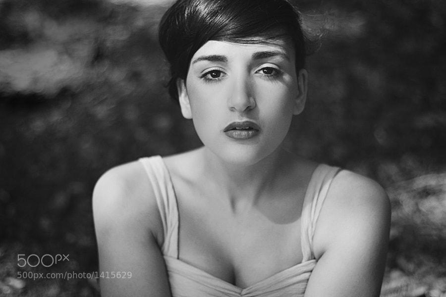 Photograph Daniela by Katja Kemnitz on 500px