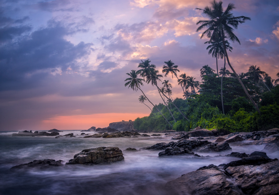 sri lanka sunset by Andre Teucher on 500px.com