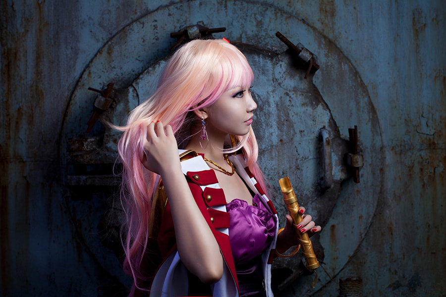 Photograph Macross Frontier_Sheryl Nome / 超时空要塞 Frontier_雪露·诺姆 / マクロス Frontier_シェリル・ノーム by Ting Li on 500px