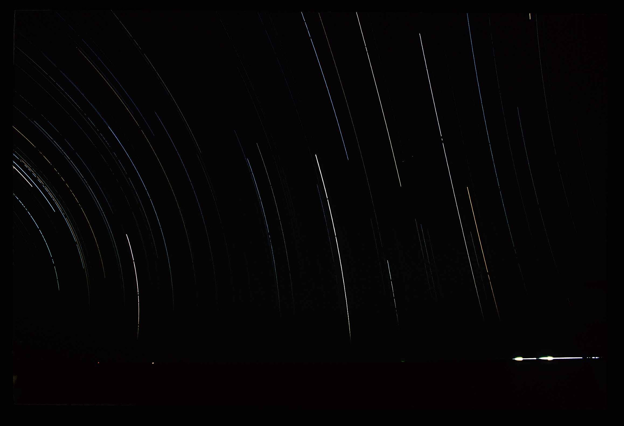 Photograph Photographing Star Trails by 介偉 陳 on 500px