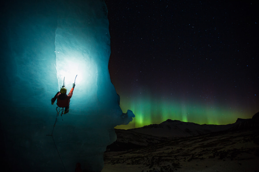 Of Ice and Light by Paul Zizka on 500px.com