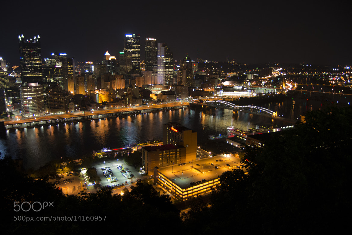 Photograph Pittsburgh City by Taniya Varshney on 500px