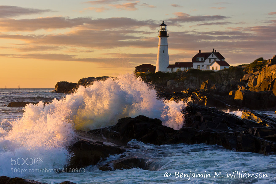 Photograph Maine by Benjamin Williamson on 500px