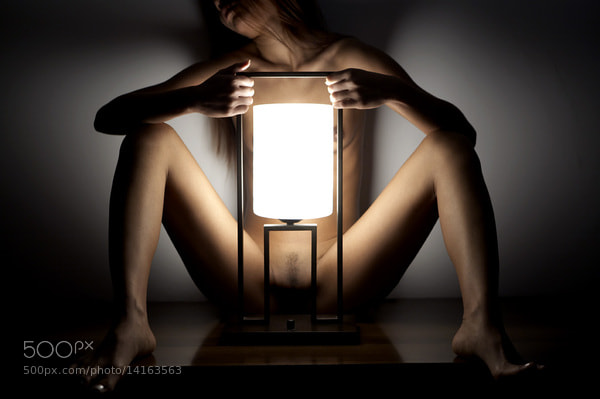 Photograph Bella - lamp series by Black Frog on 500px